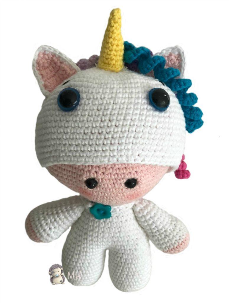 Unicornio-amigurumi