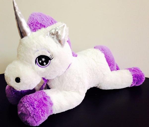 peluche-lila-unicornio