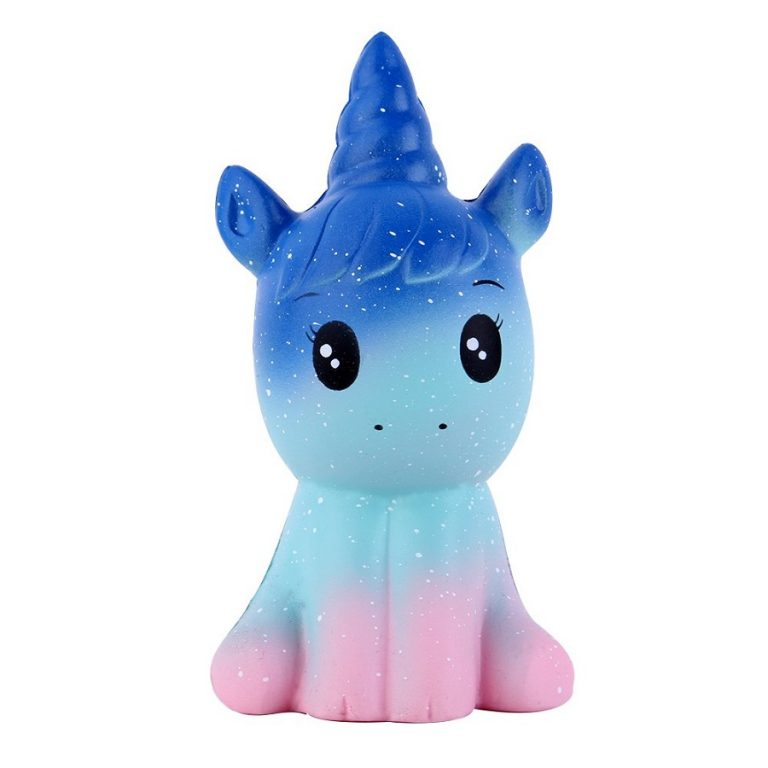 unicornio-kawaii-azul